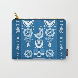 Blue Birds In Scandinavia Carry-All Pouch