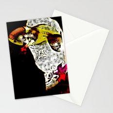 Magic Ninja Stationery Cards