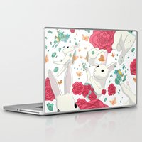 easter Laptop & iPad Skins featuring Easter by Devin McGrath
