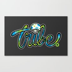 TURBODOG Canvas Print