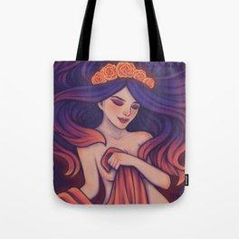 Dawn Goddess Tote Bag