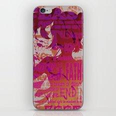 Celedon Symphony iPhone & iPod Skin