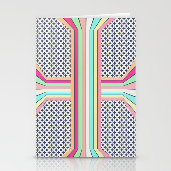 pop cross Stationery Cards