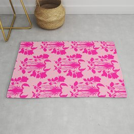Damask scorpion locust Rug