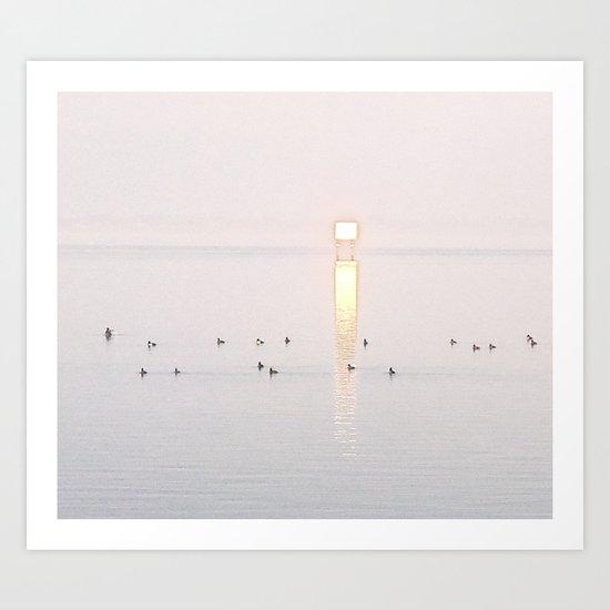 Dawn: The Sign II Art Print