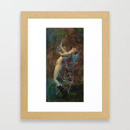 Stasis Framed Art Print
