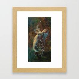 Stasis Framed Art Print