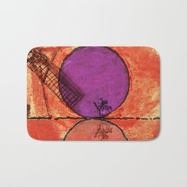Don Quixote and the backlands of Brazil Bath Mat