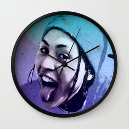 JUST FUN Wall Clock