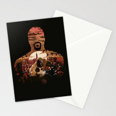 Power Man Stationery Cards