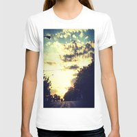 texas T-shirts featuring Texas by Camille Renee