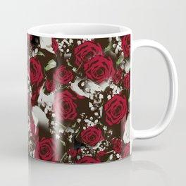 Roses and Roses Coffee Mug
