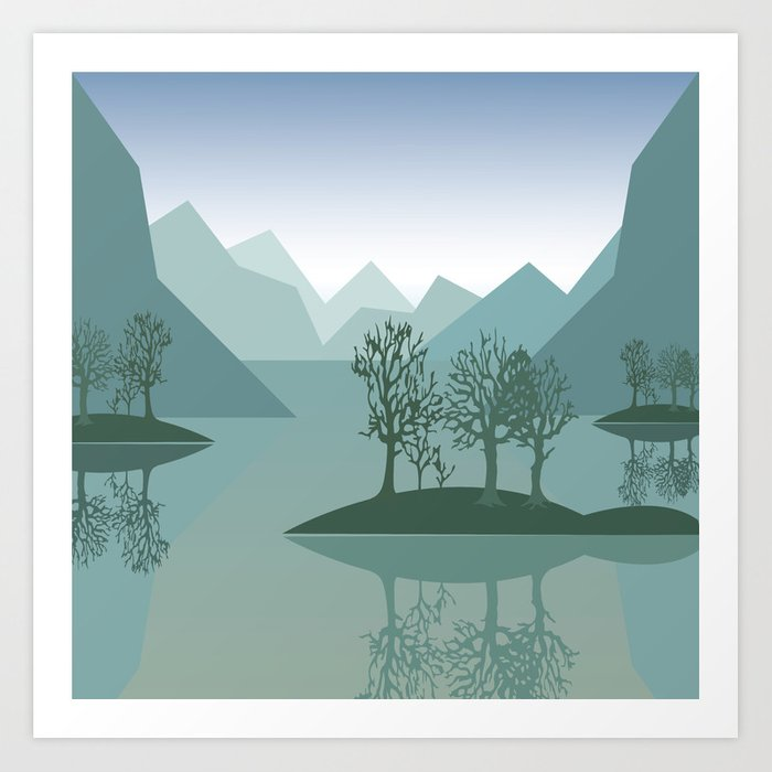 My Nature Collection No. 45 Art Print