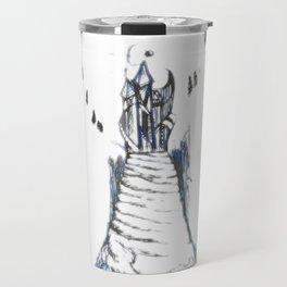 Fantasy Palace Travel Mug