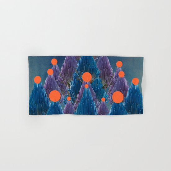 Floral abstract(49). Hand & Bath Towel
