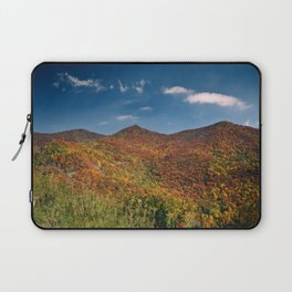 Autumn on the Mountains of the Parkway Laptop Sleeve