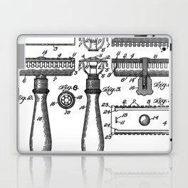 Gillette Patent 1904 Laptop & iPad Skin