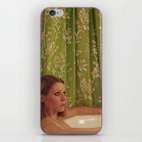 tenenbaum iPhone & iPod Skins featuring MARGOT TENENBAUM by VAGABOND