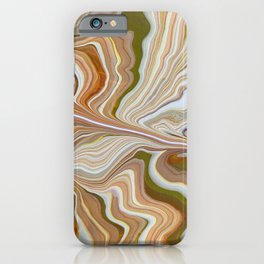 Melted Creamsicle iPhone Case