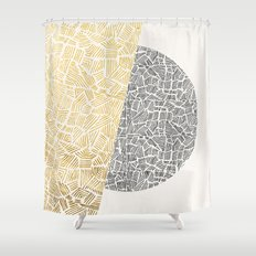 Inca Day & Night Shower Curtain