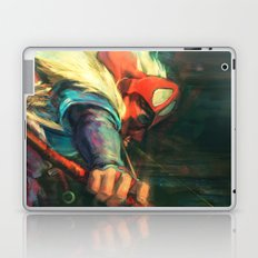 The Young Man from the East Laptop & iPad Skin
