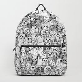 love and hugs Backpack