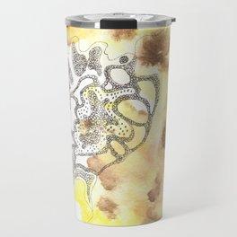 Scandi Micron Art Design | 170412 Telomere Healing 28 Travel Mug