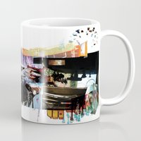 totem Mugs featuring Totem by clemence gastan