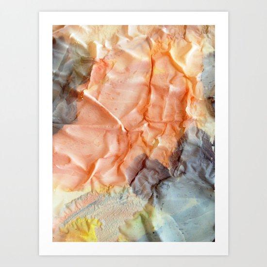 Folds I Art Print