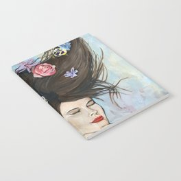 Awake Asleep Notebook