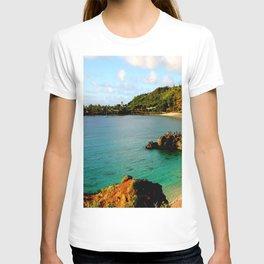 Waimea Bay ... By LadyShalene T-shirt