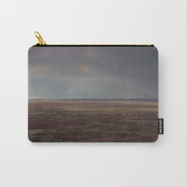 Desert Rainbow Carry-All Pouch