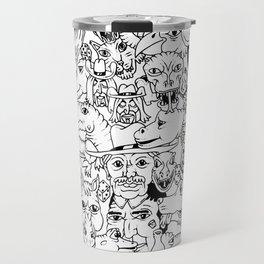 Western Roundup Travel Mug