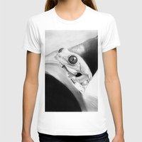 frog T-shirts featuring Frog by donotseemeart