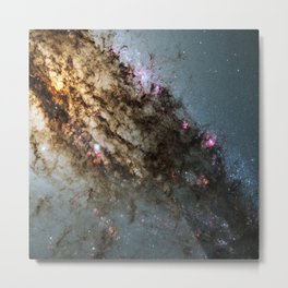 Star Formation Metal Print