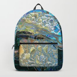 Sea Nymph Abstract Backpack