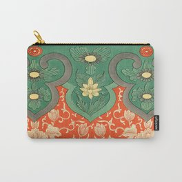 Examples of Chinese Ornament XCIV Carry-All Pouch
