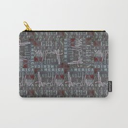 Throw Hersh Like Muse Carry-All Pouch