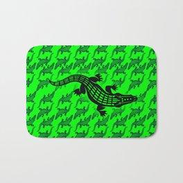 Gator Bath Mat