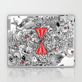 10 of Diamonds Laptop & iPad Skin