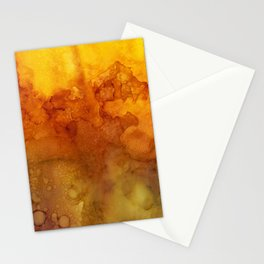 Ablaze of Color Stationery Cards