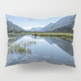Reflections on Tern Lake Pillow Sham
