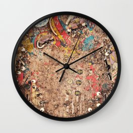 Pinball Machine Wall Clock