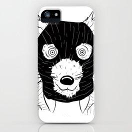 it's a stick up iPhone Case