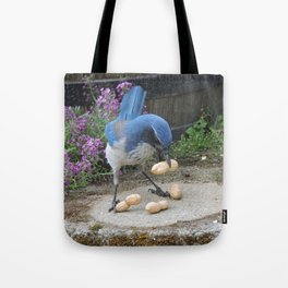Jay Weighs the Options Tote Bag