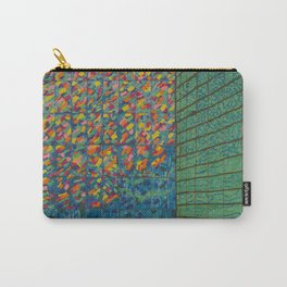 Two Directions Carry-All Pouch