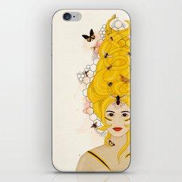 The Queen Bee iPhone Skin