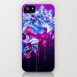 Diamond Mohawk I iPhone Case