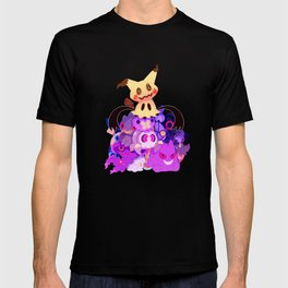 Spooky Dolls T-shirt