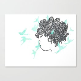 Pure Imagination Canvas Print